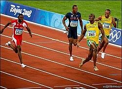Bolt Beijing 2008 100m gold