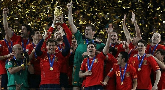 Spain-WC-champions